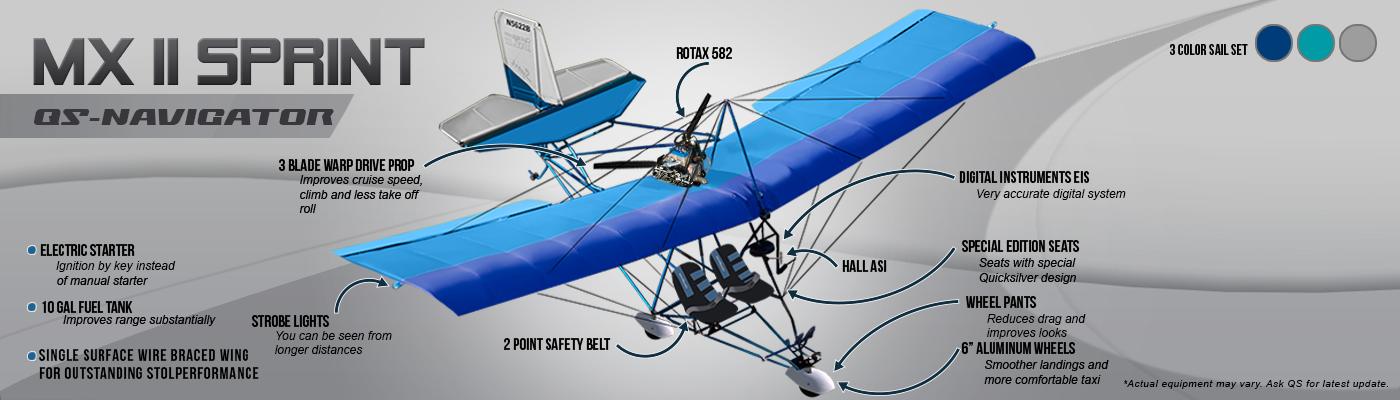 quicksilver aircraft rh quicksilveraircraft com Ultralight Aircraft Manufacturers in America QuickSilver Ultralight Sport 2S